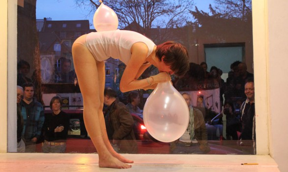 JETZT - Performance-s-pur at Artclub | Cologne