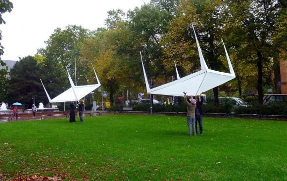Art of Encountering V - day 2 - outdoor | Bonn