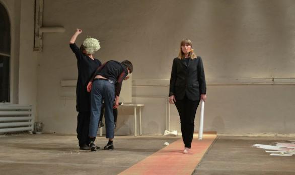 Spatio Temporal 4 - poetic gestures | Cologne
